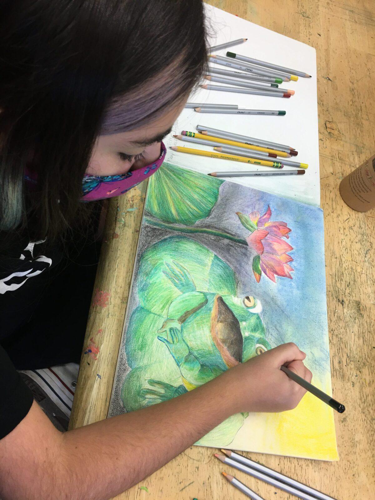 Fine Arts In School