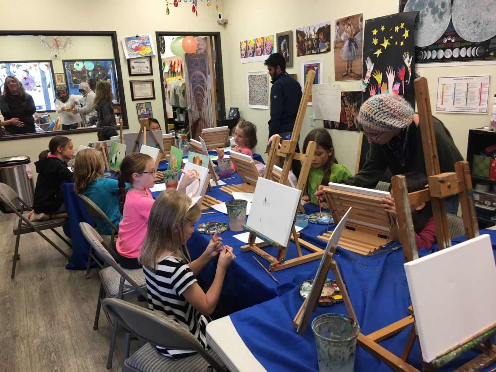 Online Fine Art Classes